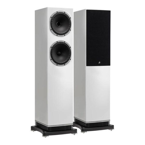 Fyne audio F502 blanc laque