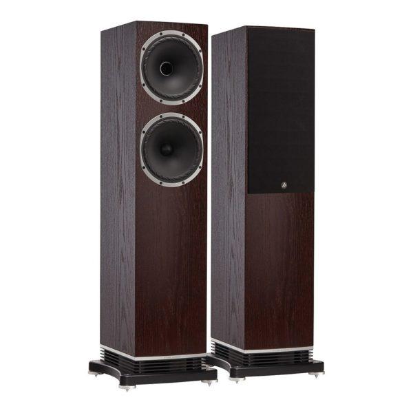Fyne audio F502 chene fonce