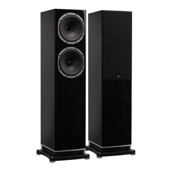 Fyne audio F502 noir laque