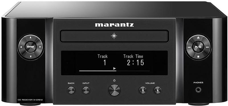 Marantz M CR612 Melody X noir 1