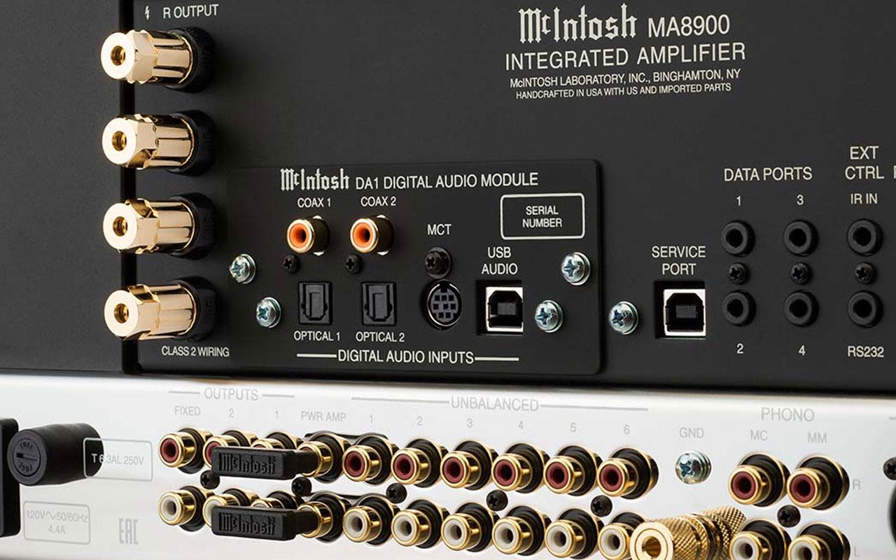 MCINTOSH MA8900 DAC