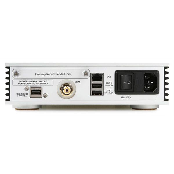Aurender N100SC gris digithome streamer
