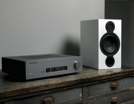 CXA61 et haut parleur