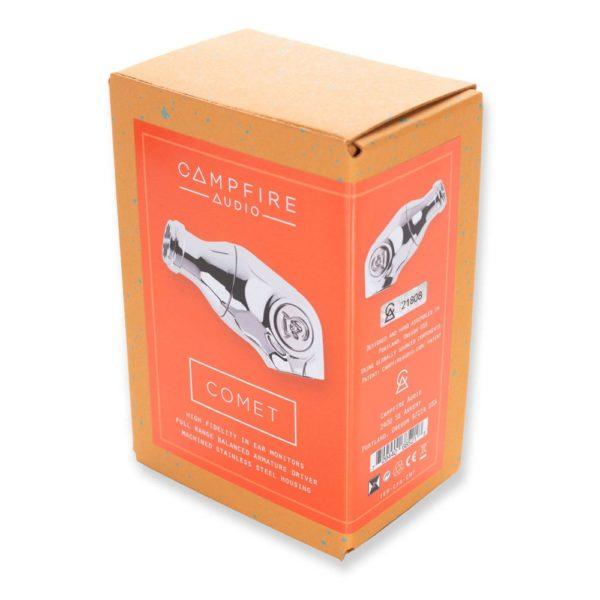 Embalage Campfire Audio Comet - DIGIThome HIFI