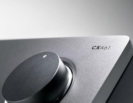 Gros plan du Cambridge Audio CXA61