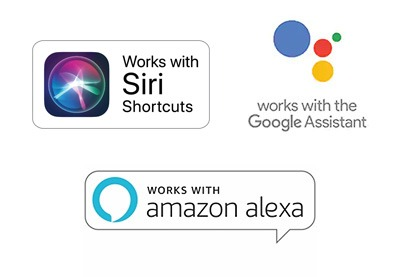 Amazon Alexa Google Assistant Siri