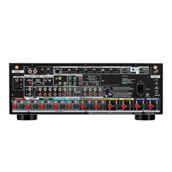 Denon AVR X3600H 2
