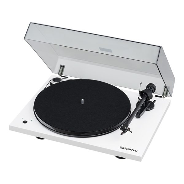Pro Ject Essential III blanc 2