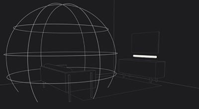Son 3D avec Dolby Atmos
