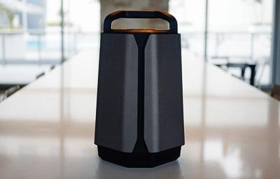 Soundcast VG7SE conception