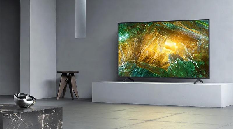 TV SONY 55XH8096