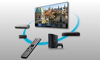 Telecommande Sony intelligente