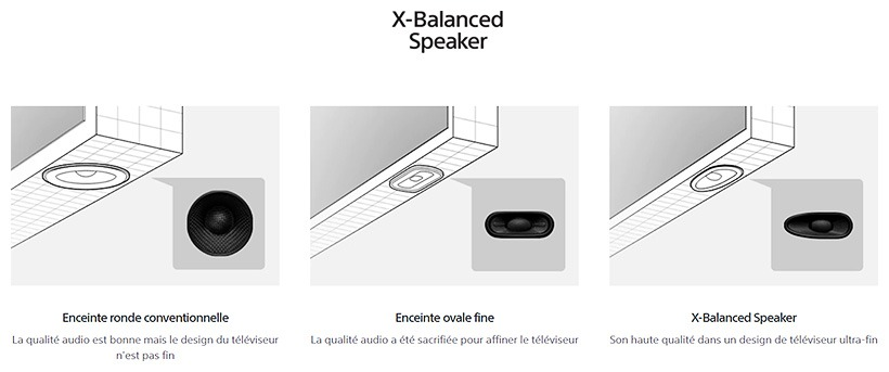 X Balanced Speaker