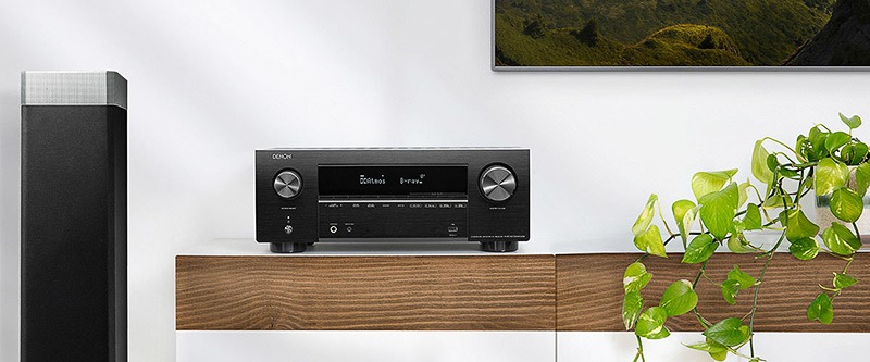 Denon AVR-X2700H DAB​ Situation