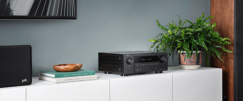 Denon AVC X3700H Situation