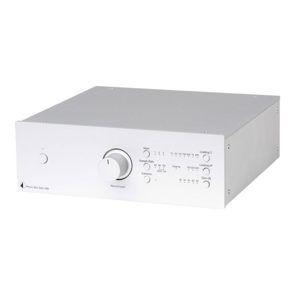 Phono Box DS2 USB gris