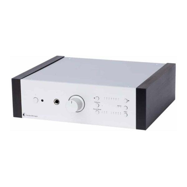 Phono Box DS2 USB gris eucalyptus