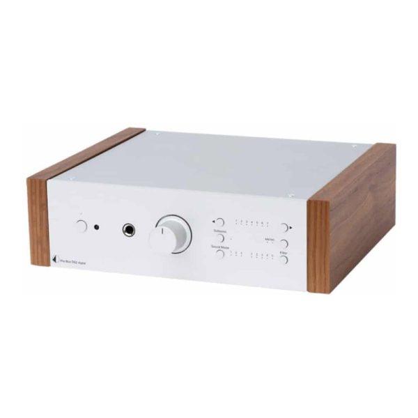Phono Box DS2 USB gris noyer