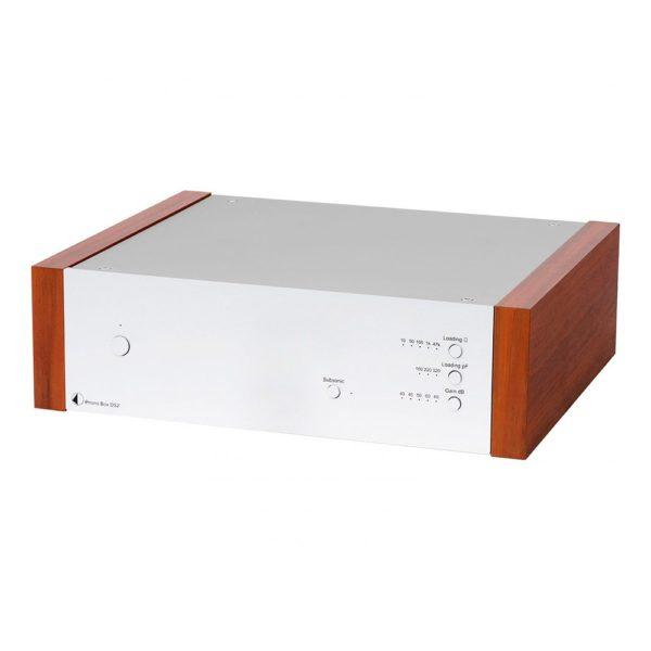 Phono Box DS2 gris bois de rose