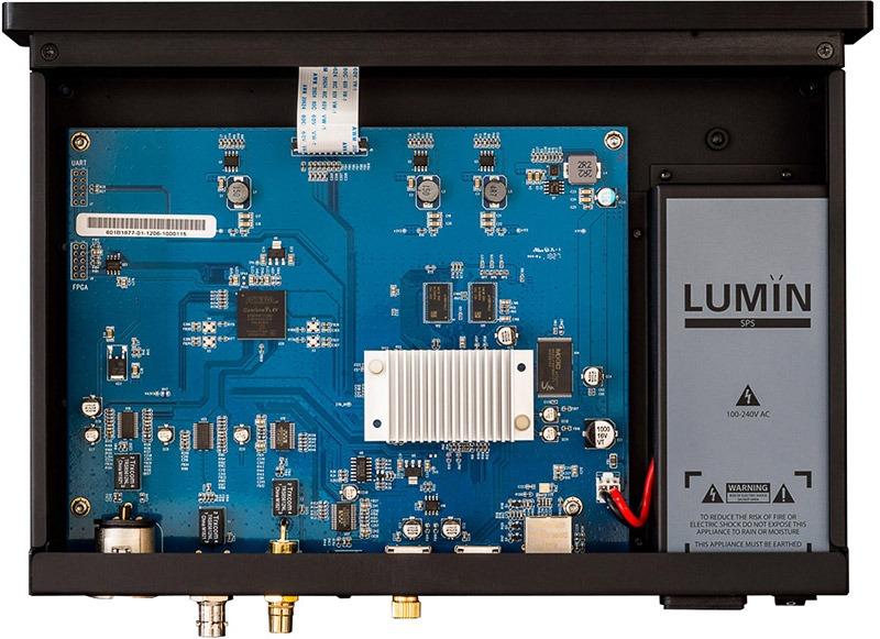 Lumin U1 Mini Intérieur