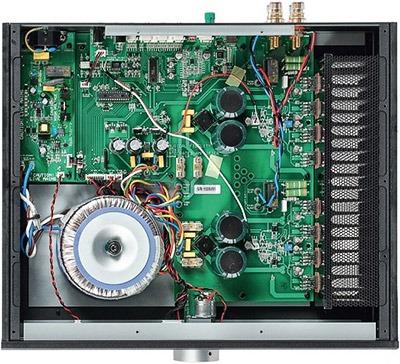 Musical Fidelity M5 si amplificateur intégré intérieur