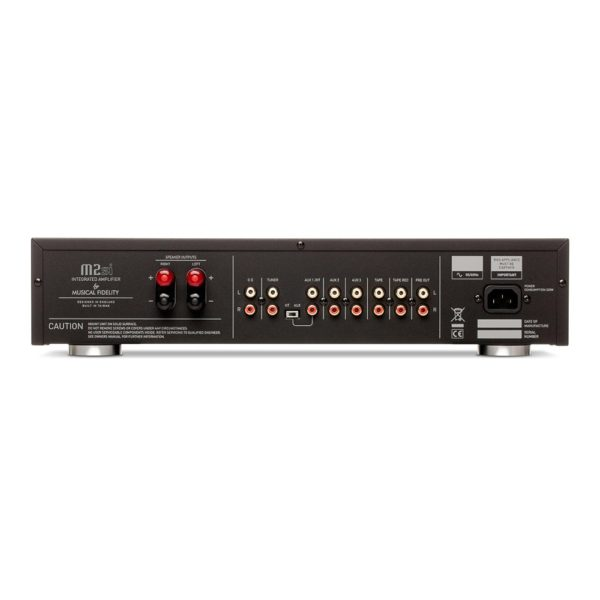 musical fidelity m2si connectique 1