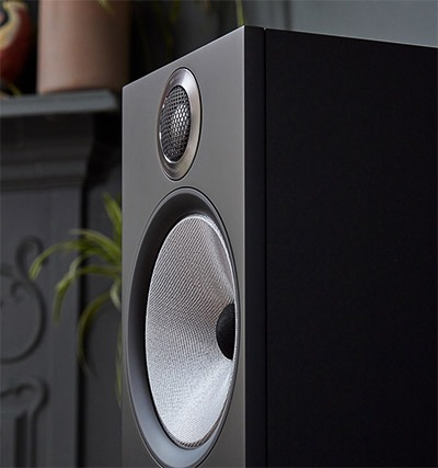 Bowers Wilkins 603 S2 Anniversary Edition Matte Black