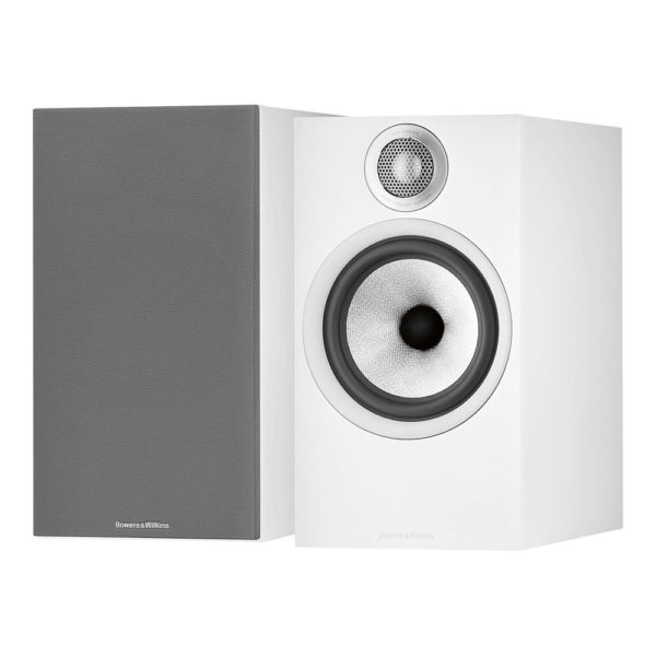 Bowers Wilkins 606 S2 Anniversary Edition Blanc 2