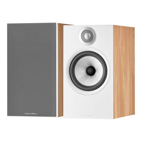 Bowers Wilkins 606 S2 Anniversary Edition Chêne clair 2