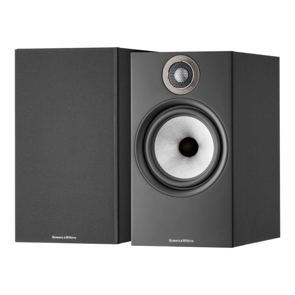Bowers Wilkins 606 S2 Anniversary Edition Noir 2