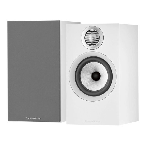 Bowers Wilkins 607 S2 Anniversary Edition Blanc 2