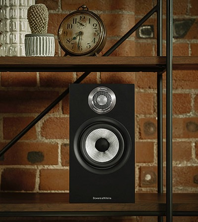 Bowers Wilkins 607 S2 Anniversary Edition Matte Black