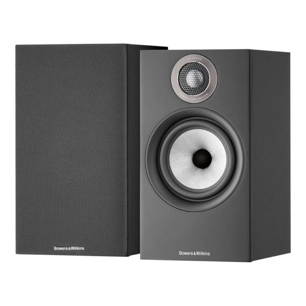 Bowers Wilkins 607 S2 Anniversary Edition Noir 2