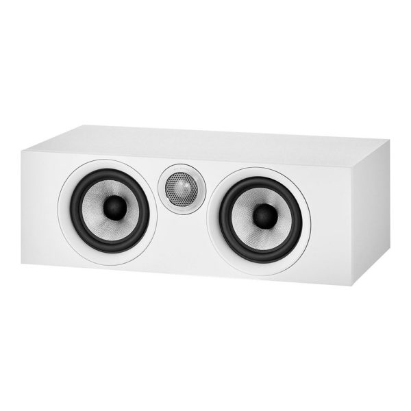 Bowers Wilkins HTM6 S2 Anniversary Edition Blanc