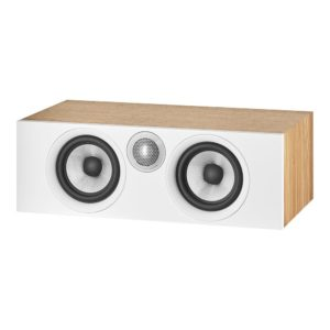 Bowers Wilkins HTM6 S2 Anniversary Edition Chêne clair