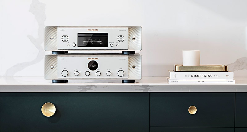 Marantz Model 30 SACD 30n Combo Or Argent