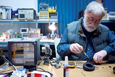Audeze LCD 1 fabriqué a la main