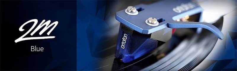 Cellule Ortofon 2M Blue
