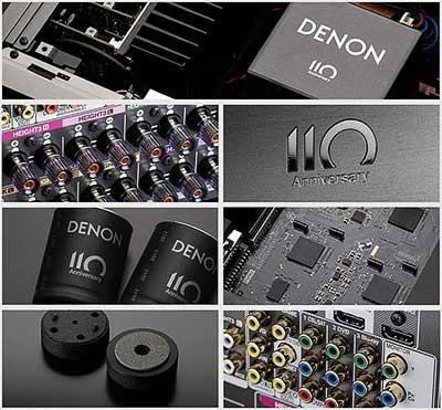 Denon AVC A110 conception 2
