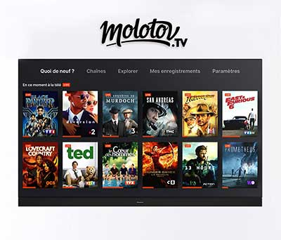 Molotov Source TV