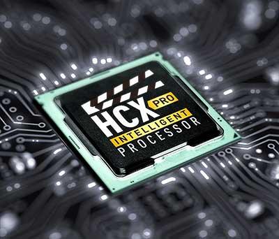 processeur intelligent HCX Pro