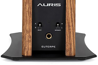 Auris Audio Euterpe sélécteur impédance