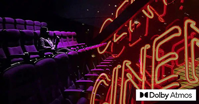 Dolby Atmos avec Height Virtualization Technology