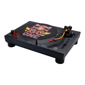 Technics SL 1200MK7R Red Bull BC One Limited Edition 1
