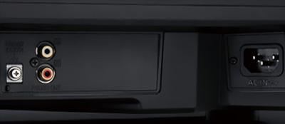 Technics SL 1200MK7R bornes câbles alimentation phono