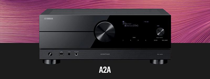 Yamaha RX A2A présentation 1