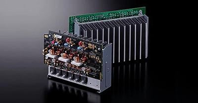 amplificateur à taux de balayage élevé