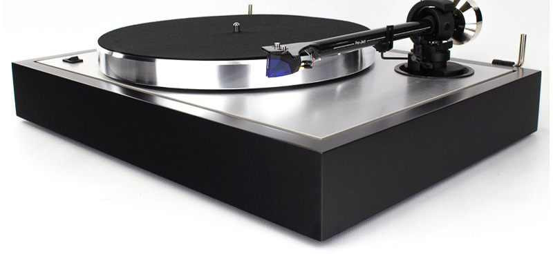 platine vinyle manuelle pro ject the classic dc