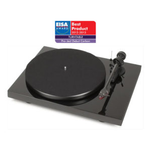pro ject debut carbon dc Noir brillant 1