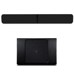 Bluesound Pulse Soundbar Sub noir